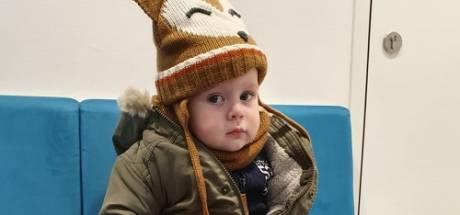 'Vermiste Novan (1) is door zijn moeder ontvoerd tijdens bezoekuur onder toezicht'