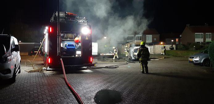 De Millingenaar wordt ook verdacht van brandstichting.
