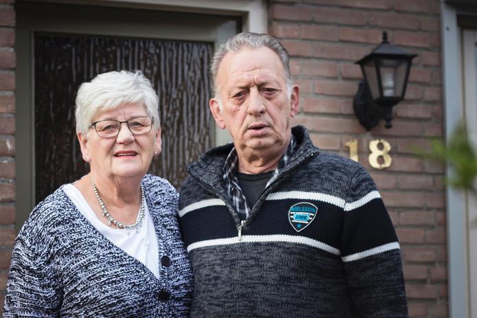 Het echtpaar Van Namen.