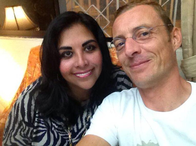 Bram Sinnaeve (40) werd in 2015 in Ecuador verstikt met een kussen. Zijn vrouw Maria Villacreses Barrionuevo (47) werd nooit verhoord.