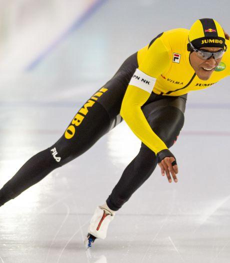 Ntab prolongeert nationale titel op 500 meter