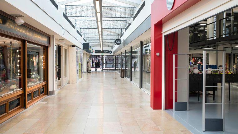 Amstelveen gold begin deze eeuw als het winkelwalhalla van de regio. Inmiddels druppelen klanten weg Beeld Charlotte Odijk