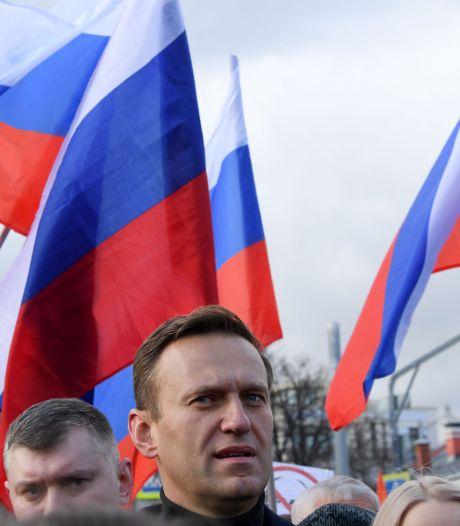Un membre du parti d'Alexeï Navalny tabassé par des inconnus en Russie