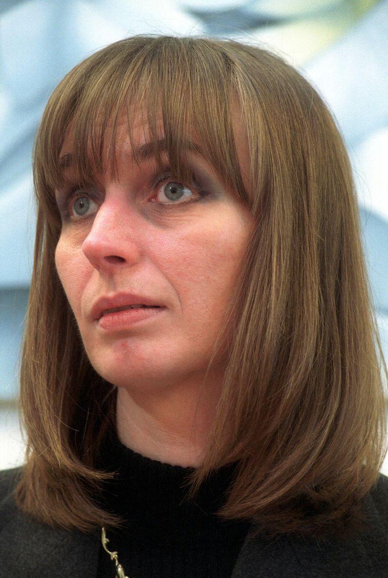 Christine Vanderveeren.