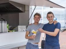 Frietkraam van jonge Bruse ondernemers staat alweer op Marktplaats