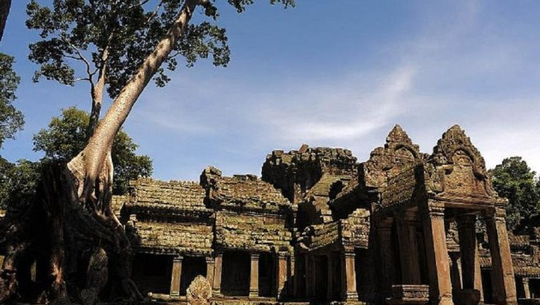 Preah Khan tempel