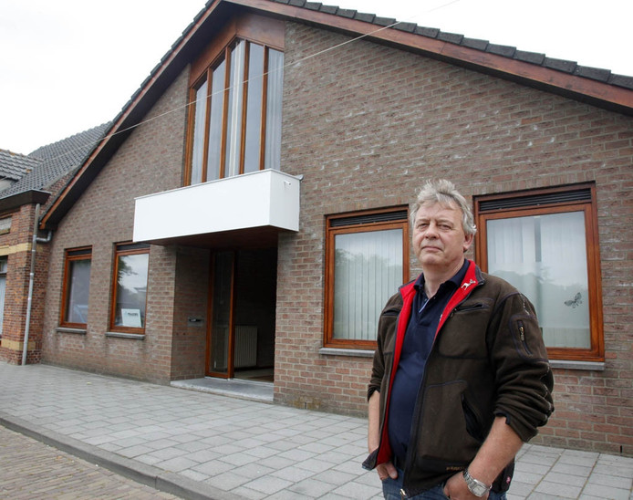 Alain Borm uit Kloosterzande