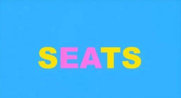 Swift legde de focus op bepaalde letters.