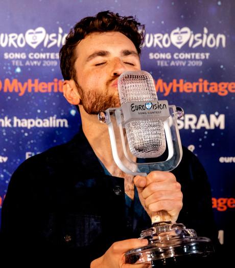 Leerdammers willen dat 'hun' glasstad de trofee voor het Songfestival maakt