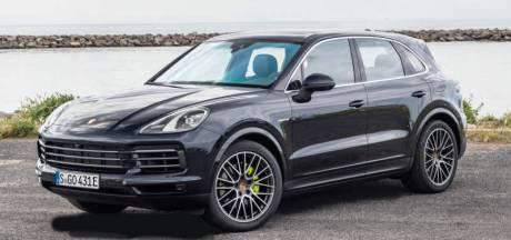 Risico dat Porsche wegrolt: terugroepactie voor 336.000 auto's