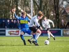 Lochem en Witkampers houden elkaar in balans in tamme derby
