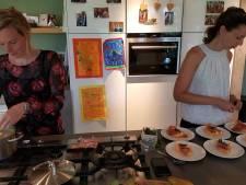 Nisseroi aan de kook: zelf koken en samen eten