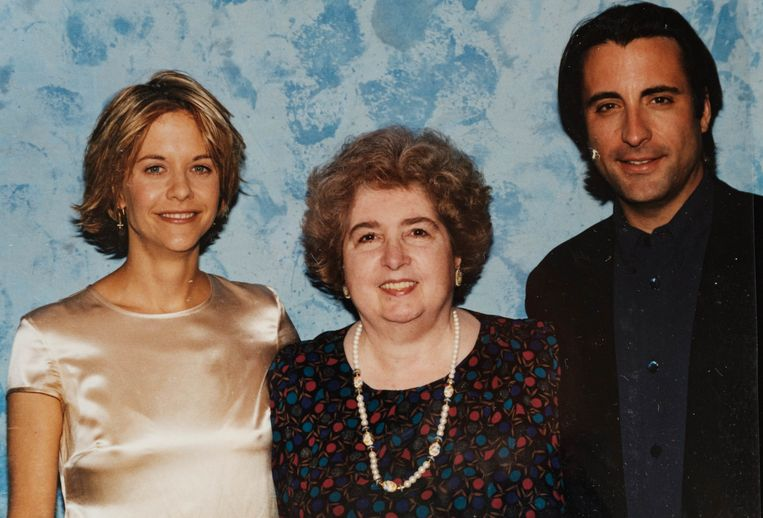 Meg Ryan en Andy Garcia.