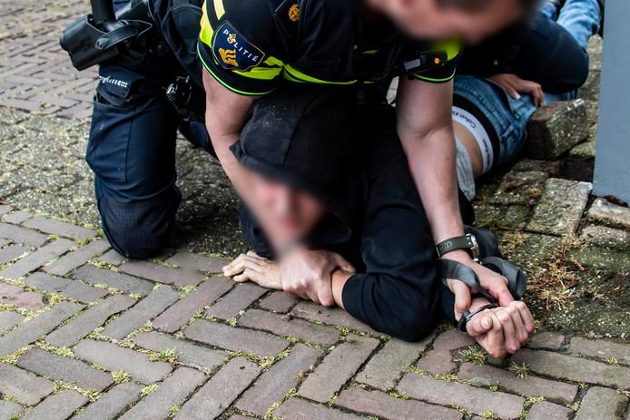 De wijk Zuid-Berghuizen is woensdag 20 november het decor voor de actie 'Boef in de wijk', waarbij de waakzaamheid van buurtbewoners op de proef wordt gesteld.