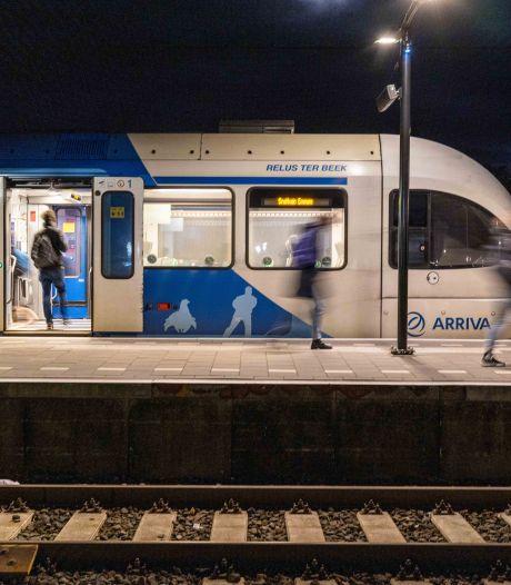 Arriva claimt miljoenen euro's voor aanpak van overlast op Vechtdallijn
