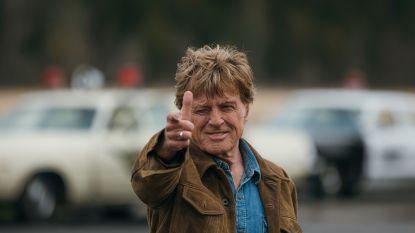 """INTERVIEW. Robert Redford (82) heeft zich bedacht over zijn pensioen: """"Nee, dit is toch niet mijn laatste film"""""""