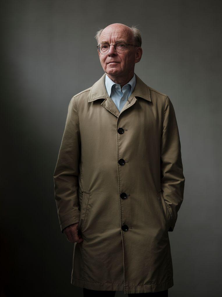 Willem Korthals Altes: 'Advocaten mogen zo lang door als ze willen, artsen ook, maar rechters moeten stoppen bij 70 jaar.' Beeld Frank Ruiter