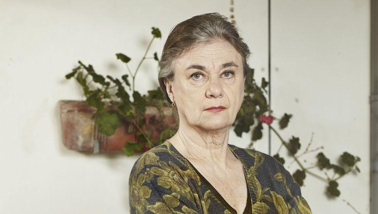 Frieda Pittoors: 'Ik sta nog steeds wel voor een schouwburg en denk: wie ben ik dat ik hier speel?' Beeld Bianca Pilet