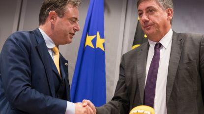 Jambon geen premier en De Wever geen minister-president: dit zeiden N-VA-kopstukken voor verkiezingen