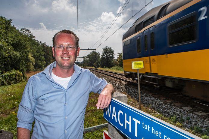 Verdubbeling van het spoor tussen Olst en Deventer is voorlopig niet nodig.