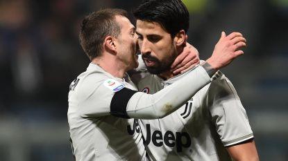 Juve ziet Khedira uitvallen met hartproblemen, Man City zonder Stones en Jesus tegen Schalke