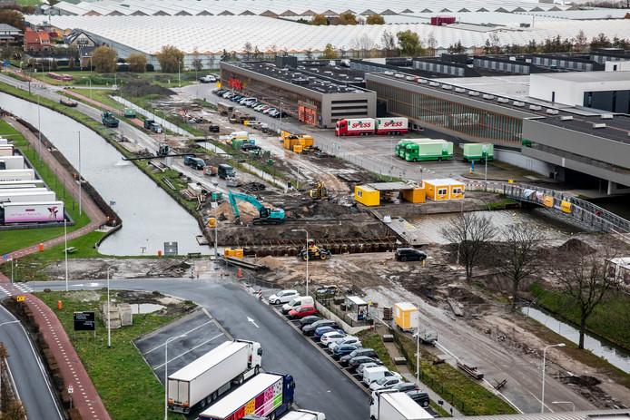 De Zwaansheulbrug moet in de tweede week van maart weer worden geopend voor het verkeer.