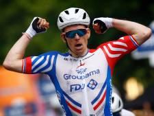 Démare sprint in Slowakije naar vijfde seizoenszege