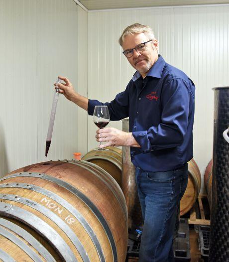 Duurzame wijnen uit Eede: 'Tien jaar geleden was wijnbouw hier nog niet mogelijk'