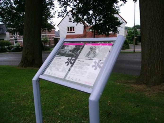Er moeten in totaal dertig van dit soort panelen in de gemeente Lochem komen.