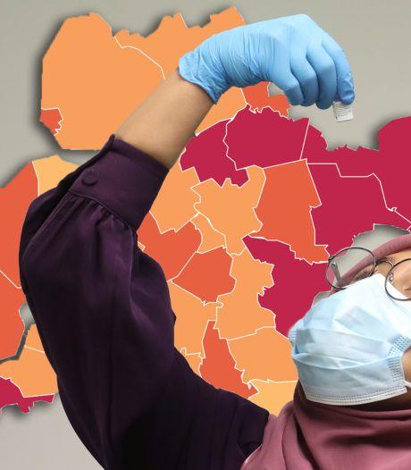 KAART | Besmettingen IJsselland schieten omhoog, Staphorst landelijk koploper-af