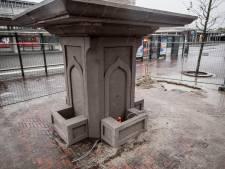 Turkse fontein in Hengelo ziet er weer pico bello uit