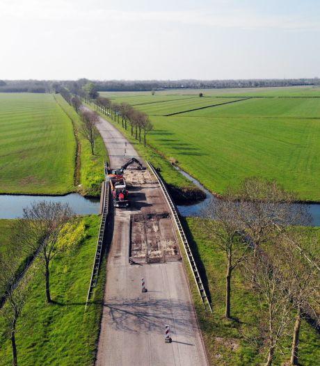 De Schoenaker tussen Wijchen en Beuningen leeggeveegd voor grote facelift