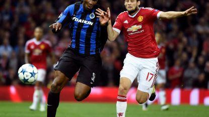 Aan tafel met Rooney en Oulare tegen muur geplakt door ploegmaats: flashback naar Club Brugge's vorige clash tegen United op Old Trafford