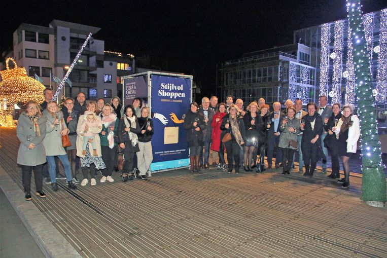 Handelaarsbond Hart van Koksijde presenteert Stijlvol Shoppen