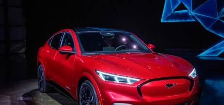 Alles over de nieuwe elektrische SUV van Ford: video-rondleiding in de Mustang Mach E