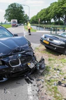 Ravage en gewonden bij ongeval in Eerbeek