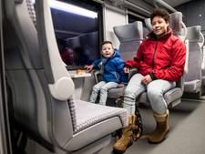 Dit is 'm: de nieuwe Flirttrein die rijdt tussen Enschede en Zwolle
