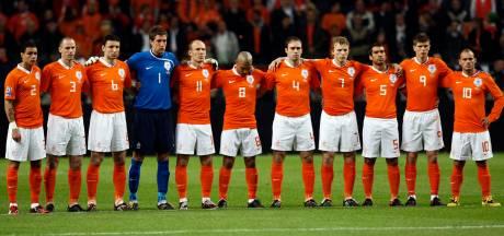 KNVB legt uit: amateurs een minuut stilte, bij Oranje niet
