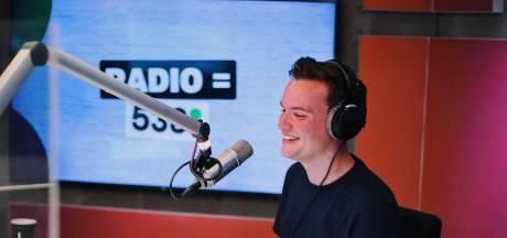 DJ Mart heeft op z'n 22e dagelijkse show op 538: 'Hij is een radioman in alles'