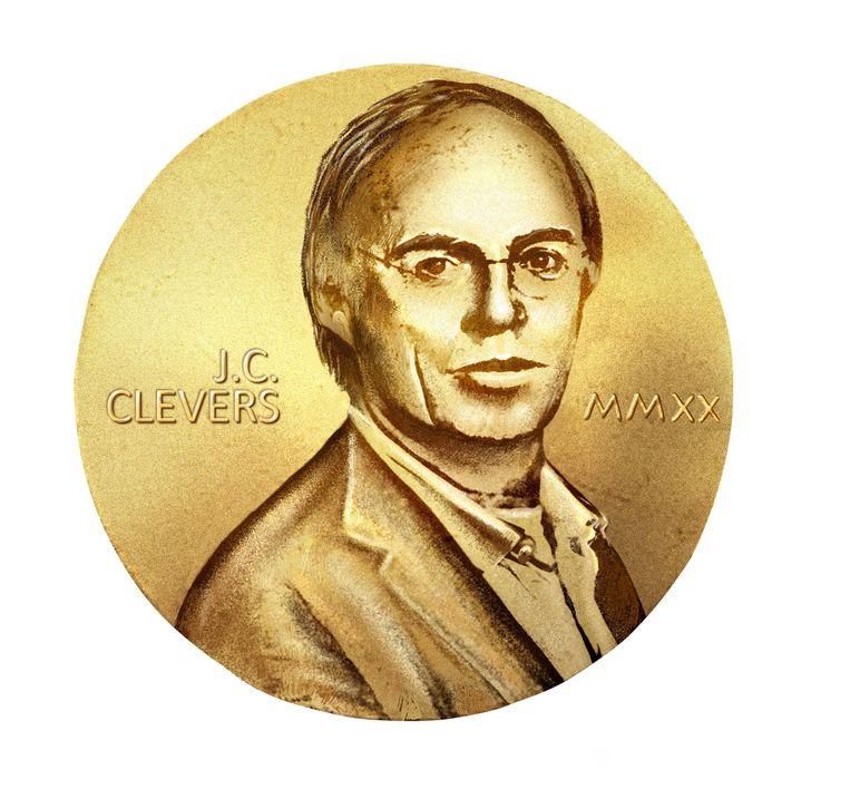 Geneticus Hans Clevers (Universiteit Utrecht). Beeld Fotobewerking de Volkskrant