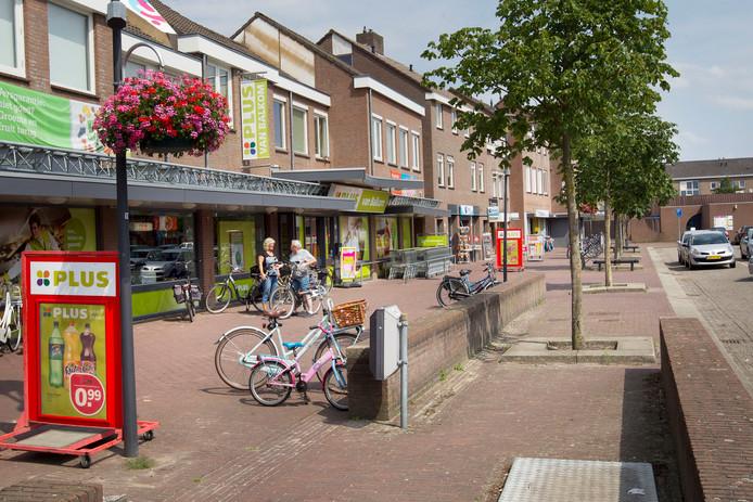 Piet van Thielplein in Beek en Donk.