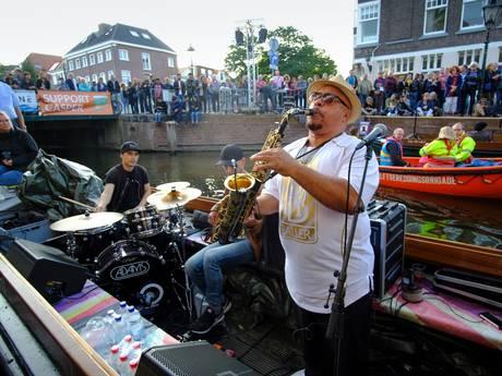Drukte op eerste dag van Jazz in de Gracht