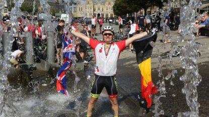 Royal British Legion fietst opnieuw van Londen naar Ieper