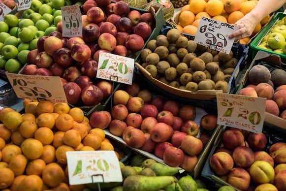Britse supermarktketens waarschuwden eerder al voor de beroerde timing van het beoogde vertrek.