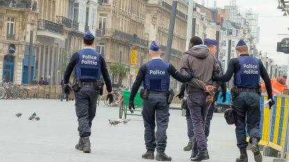 Meer zieken bij Brusselse politie, maar 'niets alarmerends'