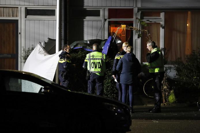 De politie verricht onderzoek naar aanleiding van de incidenten.
