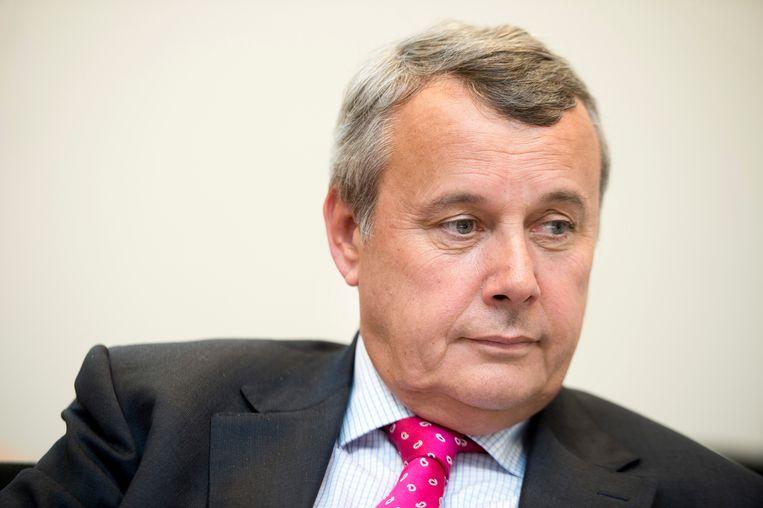 Paul Lembrechts,  de CEO van de VRT.
