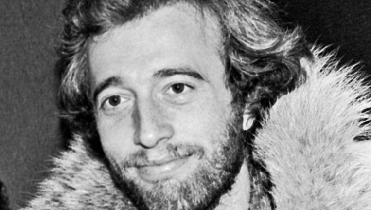 Robin Gibb in 1976. Beeld WireImage