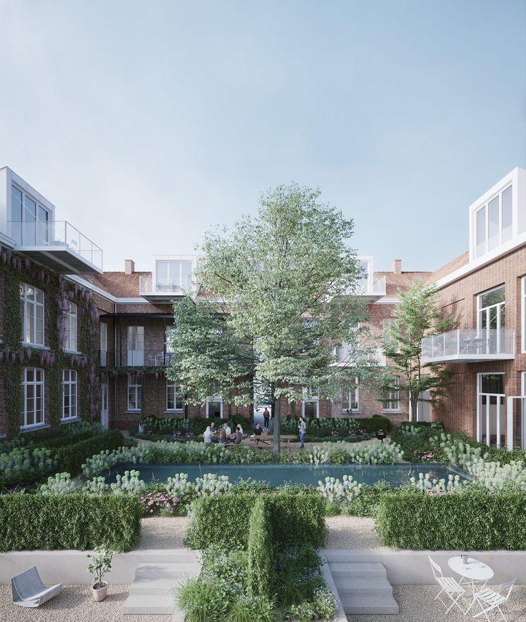 Zo moet het project er in Turnhout gaan uitzien.