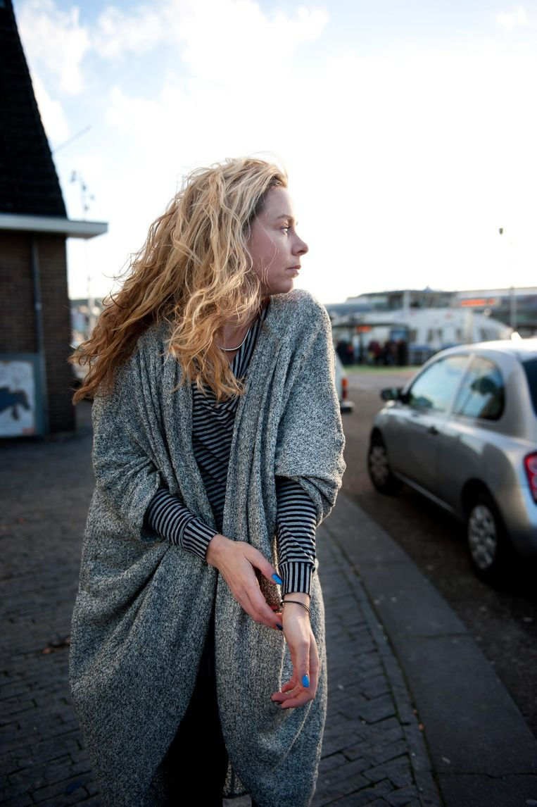 Documentairemaakster Sunny Bergman. Beeld An-Sofie Kesteleyn